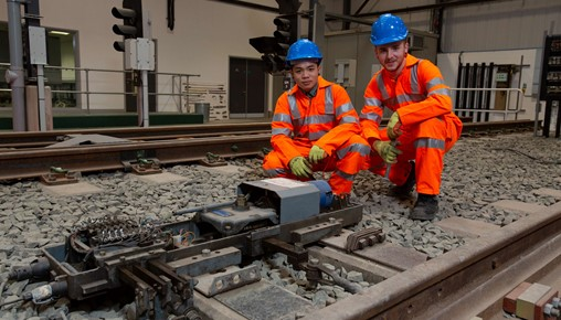 Newcastle College Rail And Civil Engineering 8
