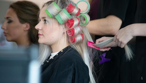 Newcastle College Hair And Beauty 3