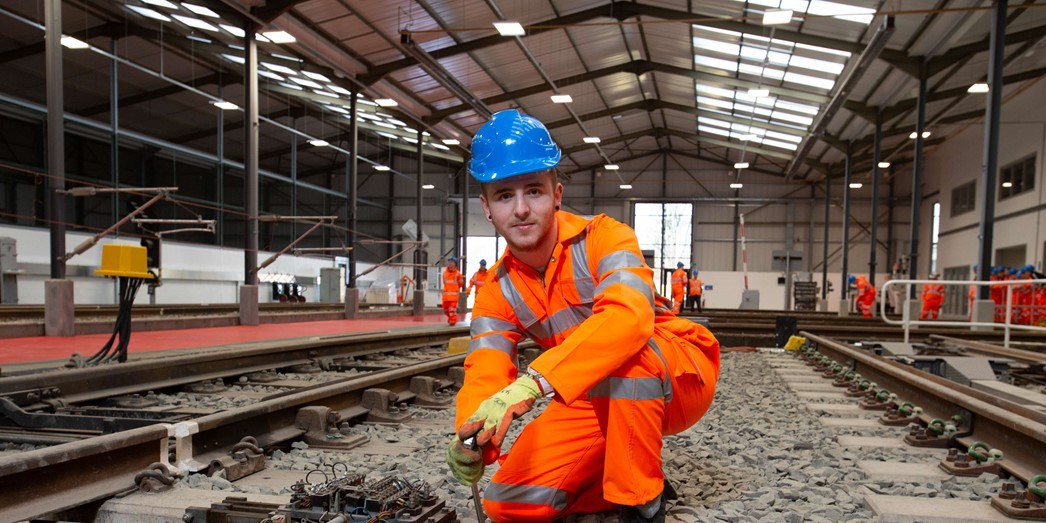 Newcastle College Rail And Civil Engineering 9