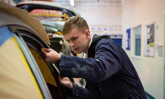 Newcastle College Automotive 8