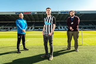 Newcastle United Foundation And Newcastle College Launch New Esports Qualification (2)