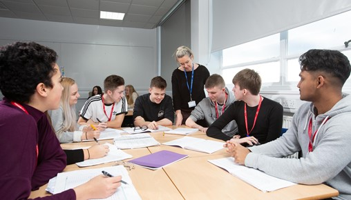 Newcastle College Business 7