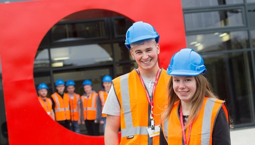 Newcastle College Rail And Civil Engineering 1