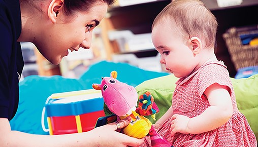 Newcastle College Childcare 1