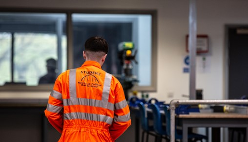 Newcastle College Rail And Civil Engineering 21